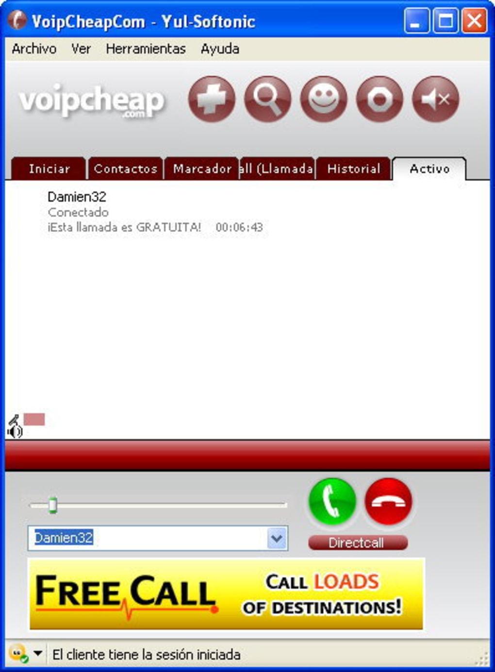 logiciel voipcheap