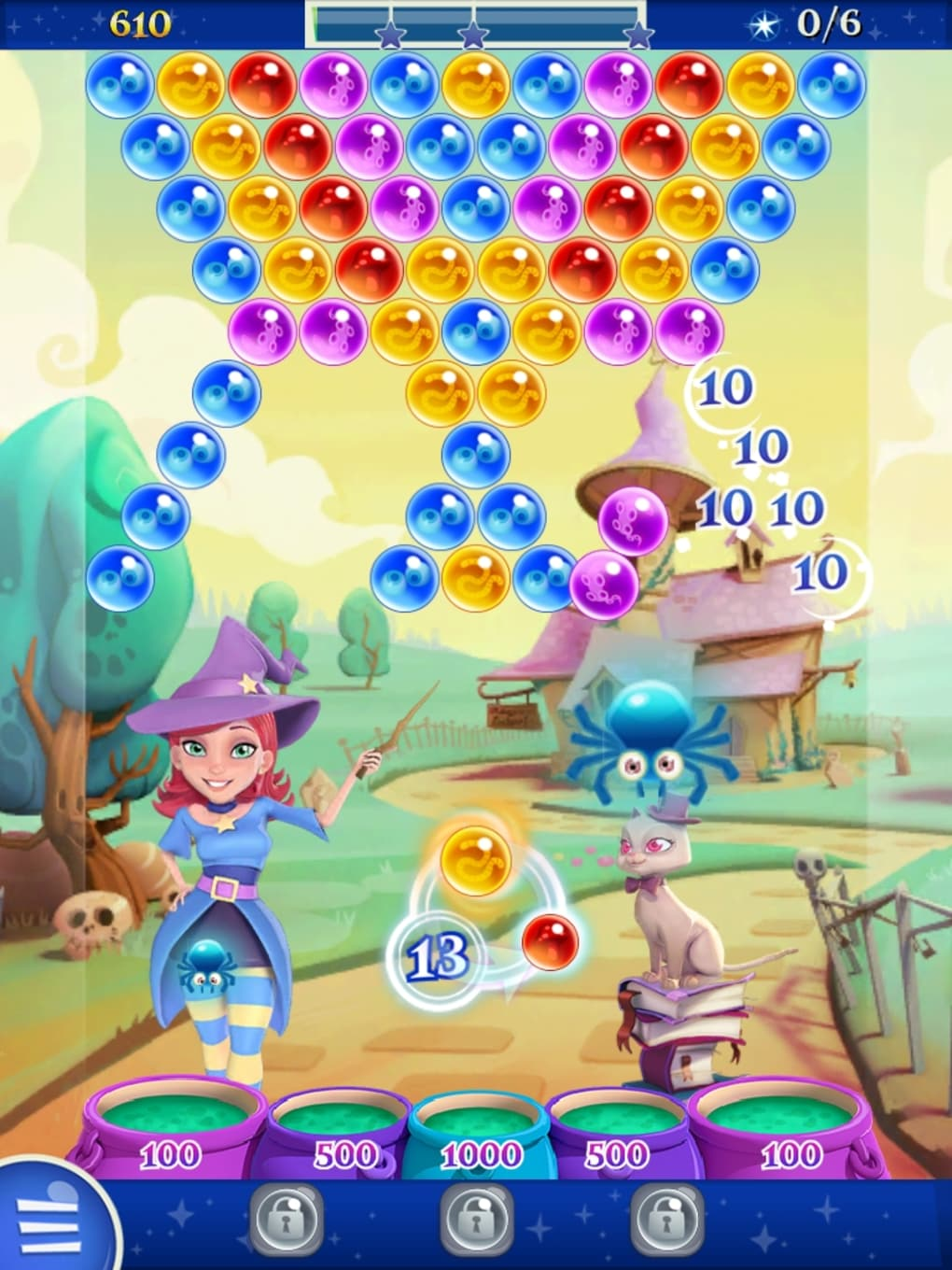 giochi gratis bubble witch saga