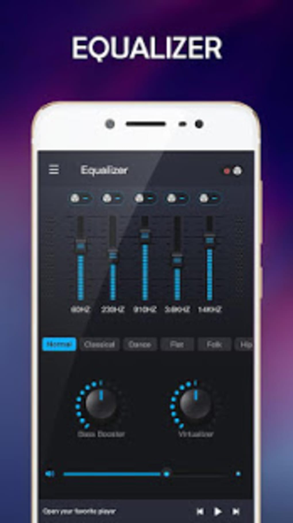 Music Equalizer Bass Booster Volume Up For Android Download Audio