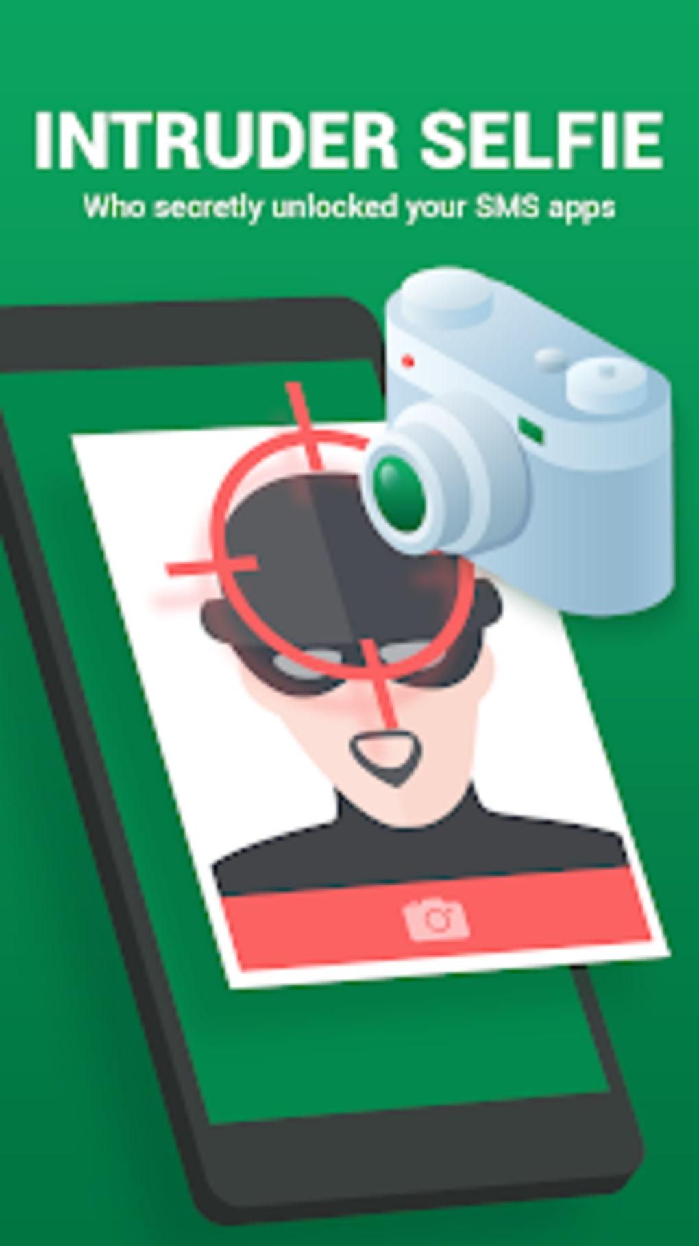 AppLock Fingerprint PIN Pattern Lock for Android - Download