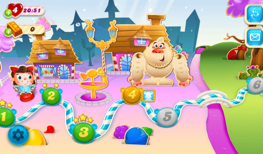 Candy Crush Soda Saga voor Android - Download