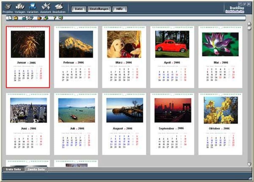 druckshop fotokalender 2008 download. Black Bedroom Furniture Sets. Home Design Ideas