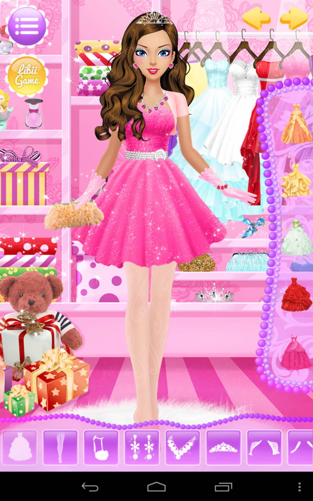 Princess Salon Pour Android Télécharger