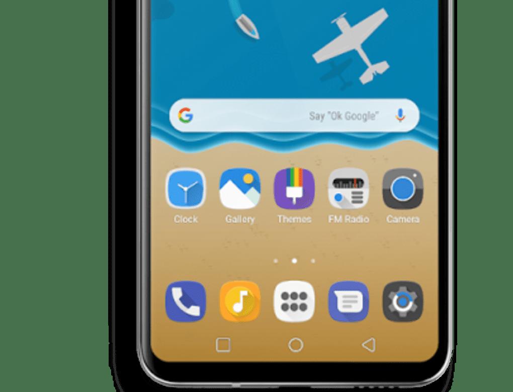 PixTerial Theme for LG V30  LG G6