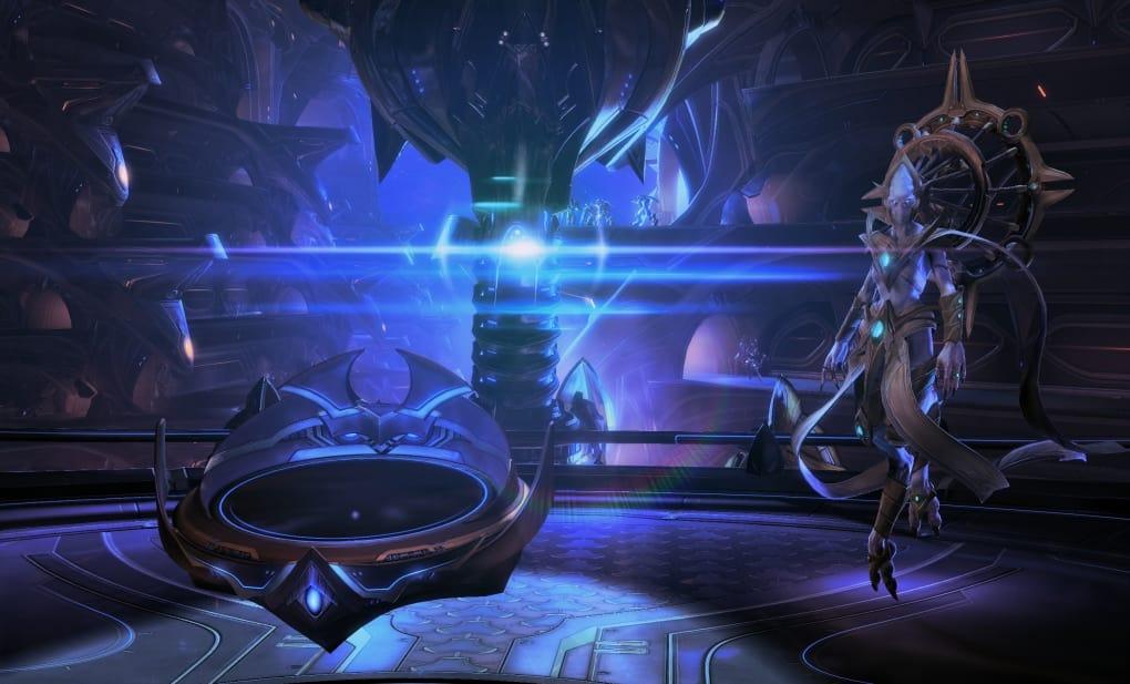 starcraft 2 legacy of the void download gratis
