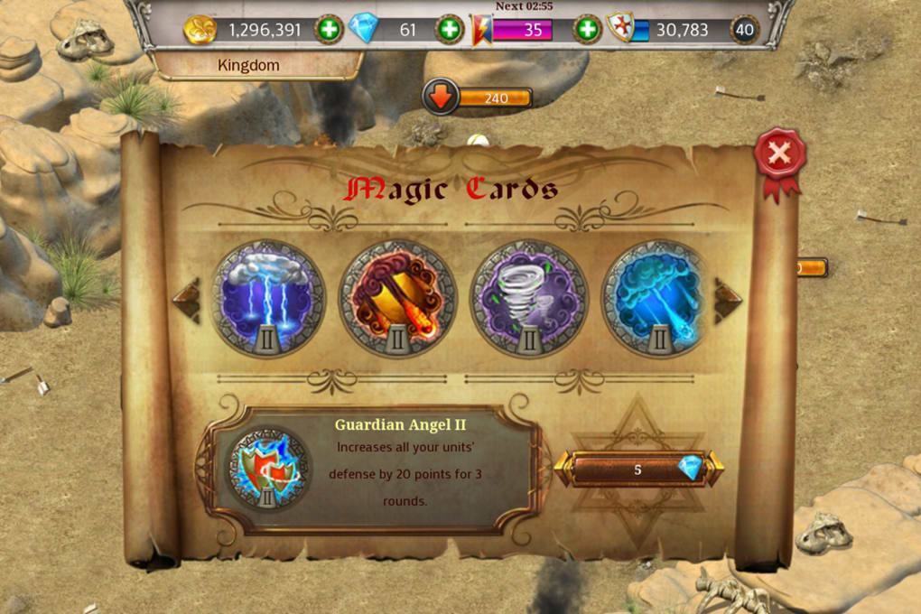 Kingdoms And Lords Offline Mod Apk