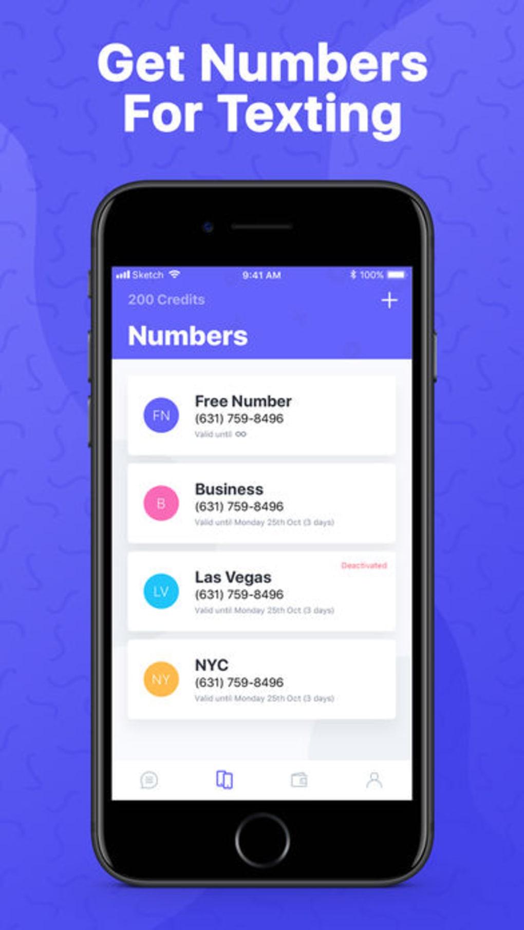 Textr #1 Anonymous Texting App