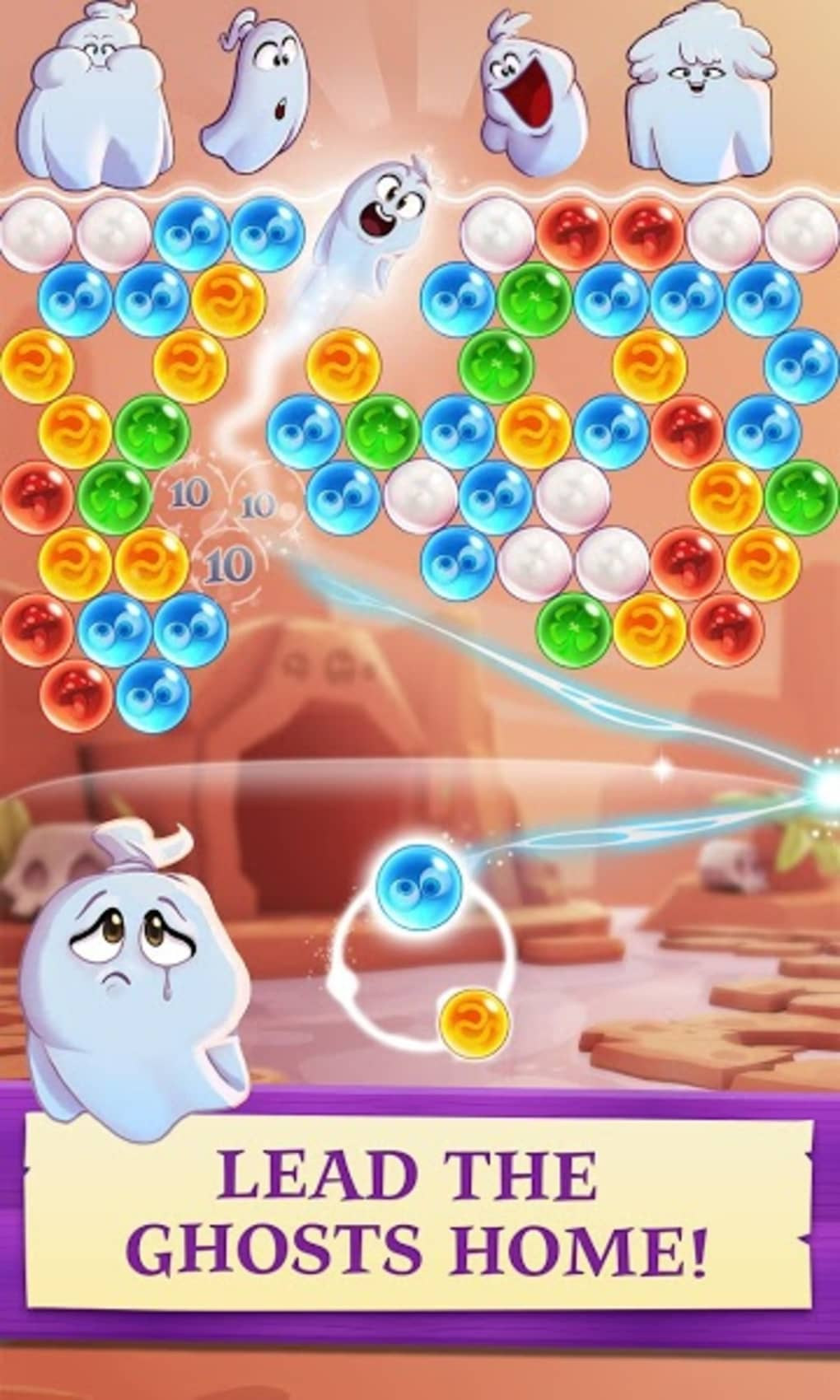 Bubble Witch Saga 3 for Android - Download