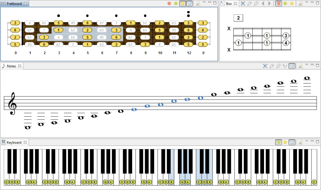 Chord Scale Generator Download