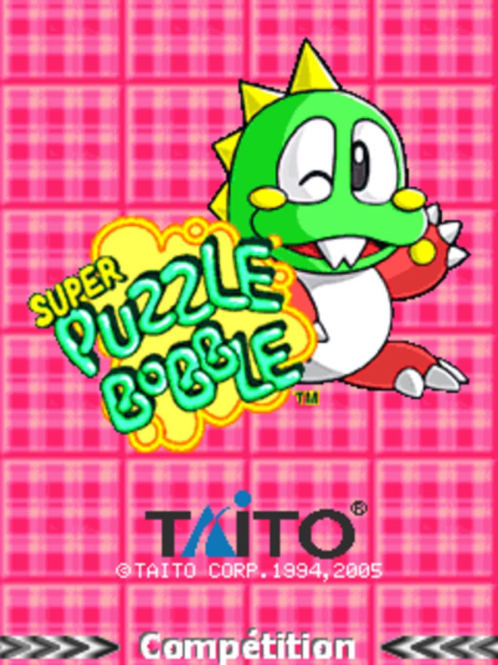 puzzle bobble gratis