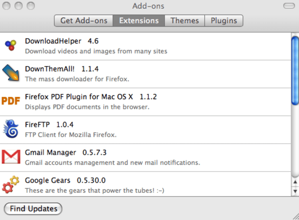 Mozilla Firefox for Mac - Download