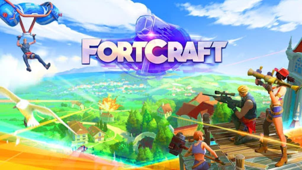 download fortcraft android play store