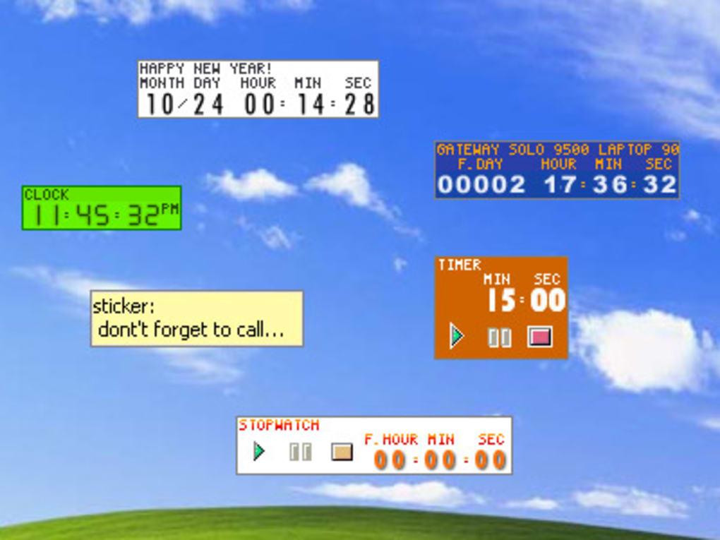TimeLeft - Download