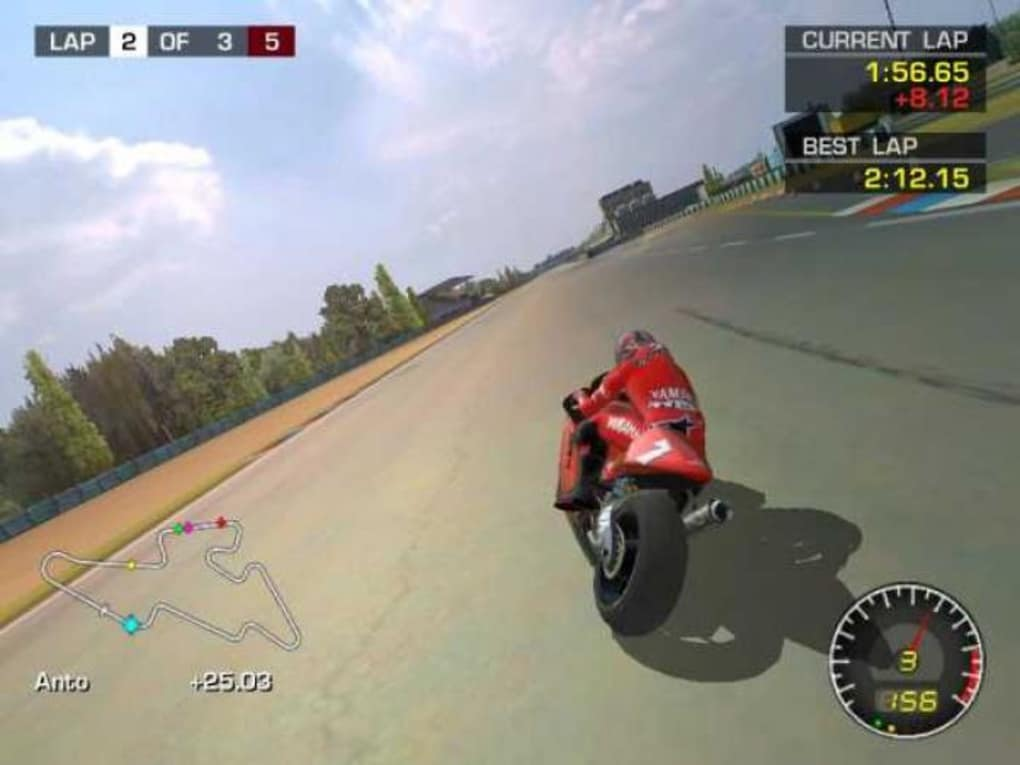 Free download java game motogp 07 3d from thq wireless for mobil.