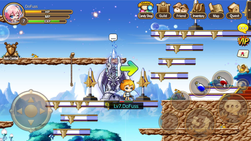 Pocket MapleStory for iPhone - Download