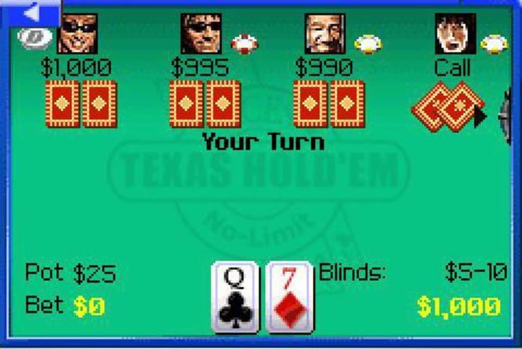 Card Poker App Iphone