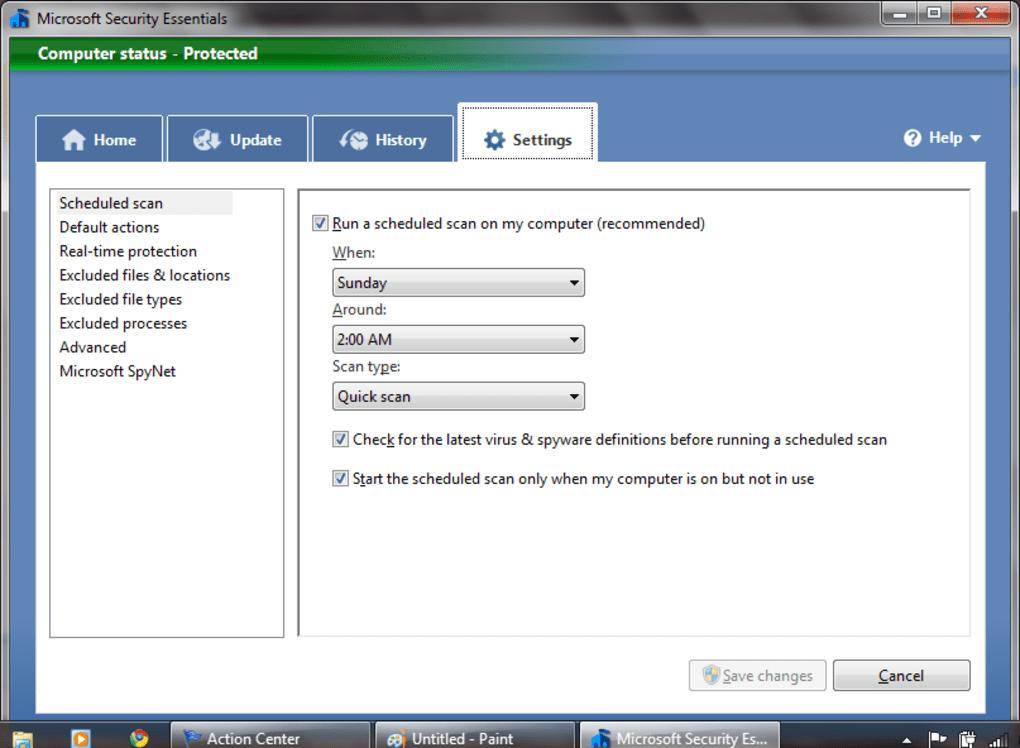 Telecharger antivirus gratuit microsoft security essential 32 bits