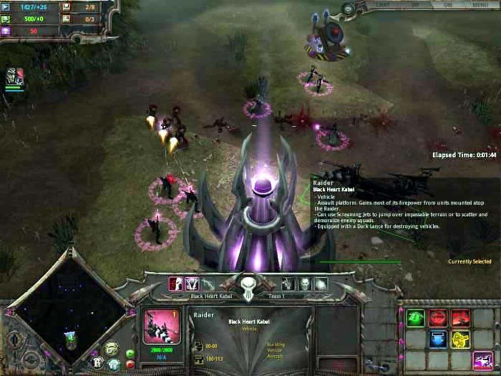 warhammer 40000 dawn of war soulstorm free download full version