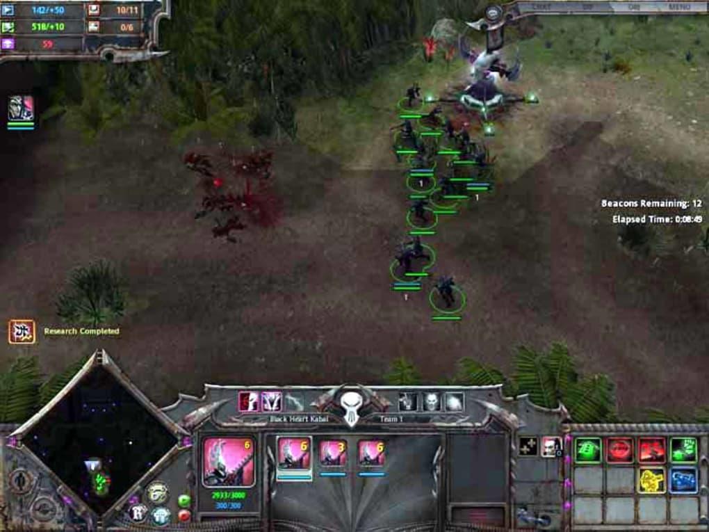 Warhammer 40. 000 dawn of war soulstorm download.