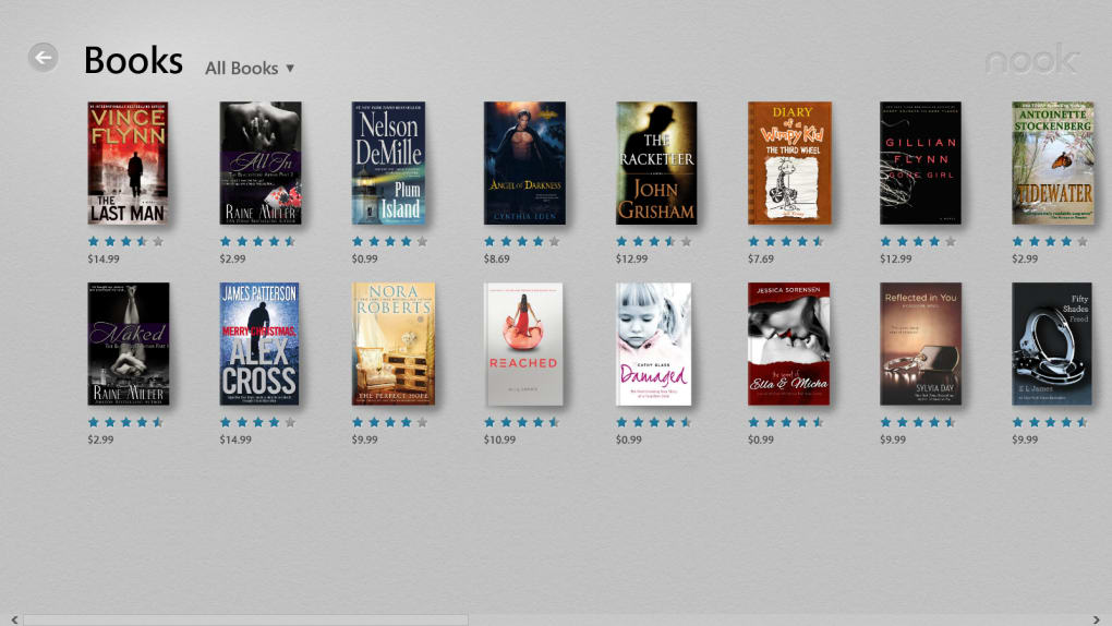 How To Buy Books On Nook App For Iphone