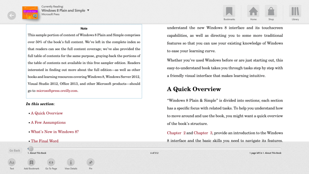 nook for windows 10 pros