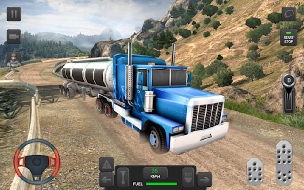 Euro Heavy Truck Drive-Driving Simulator 2019 for Android - Download