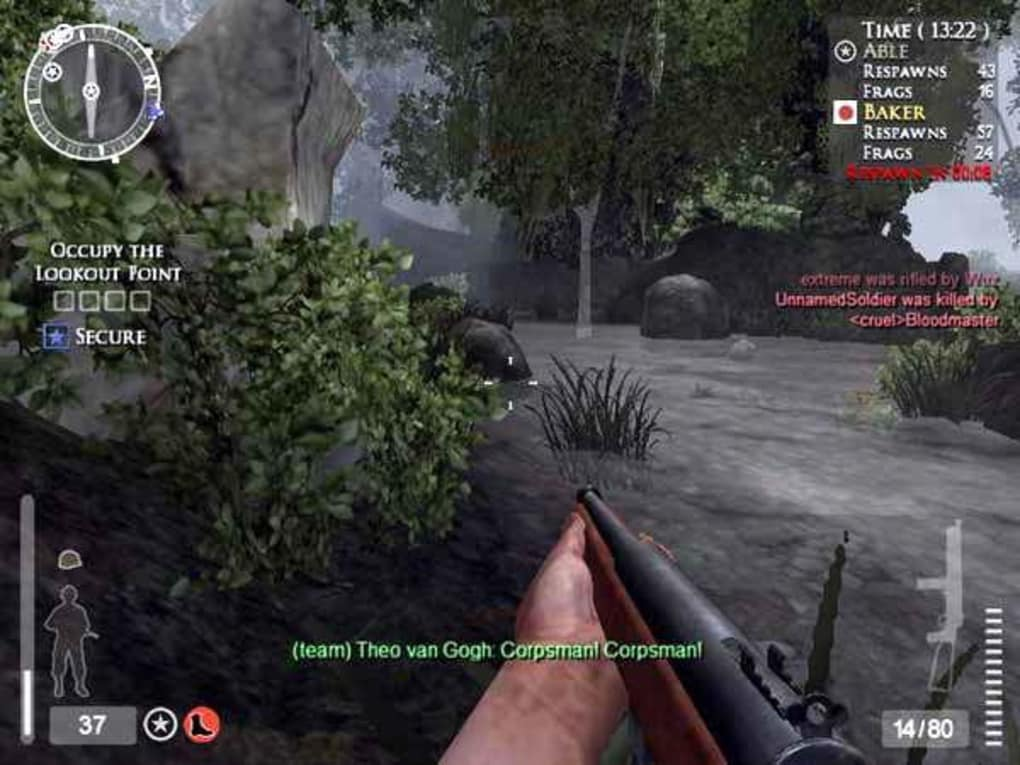 medal of honor pacific assault vollversion