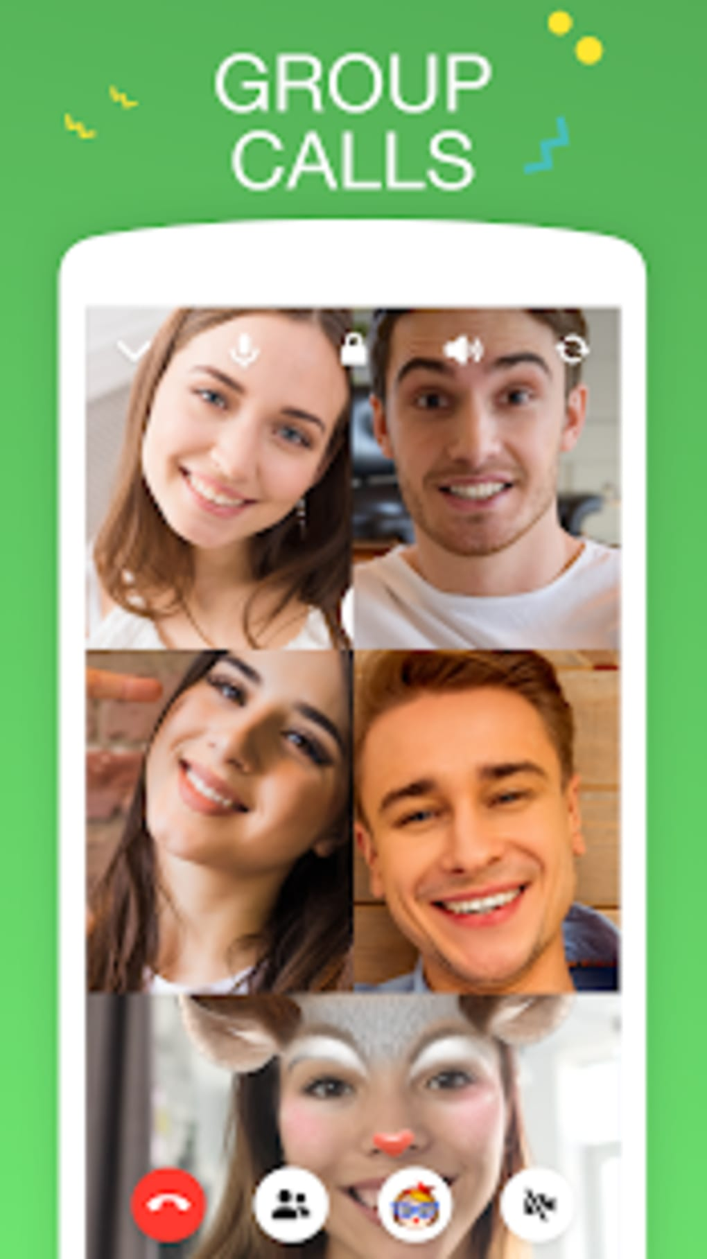 ICQ Video Calls Chat Messenger for Android - Download