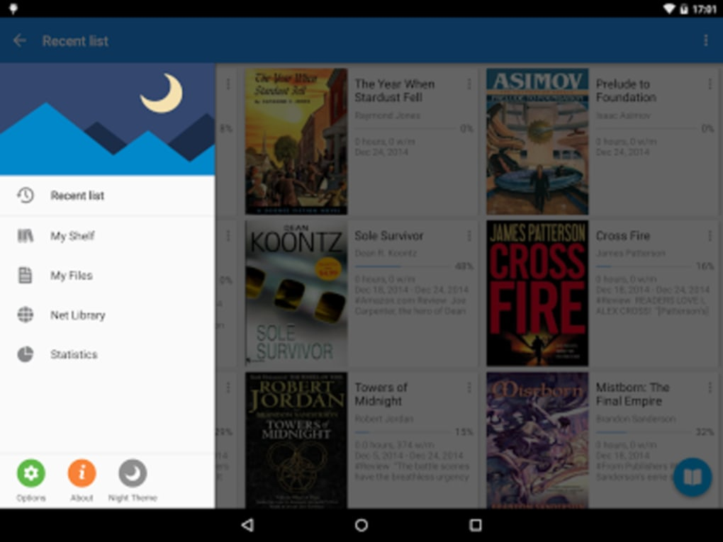 moon reader apk