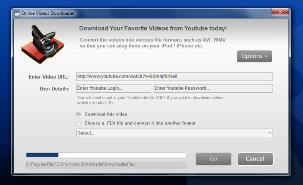 Online videos downloader download free youtube downloader e conversor online videos downloader prs ccuart Choice Image