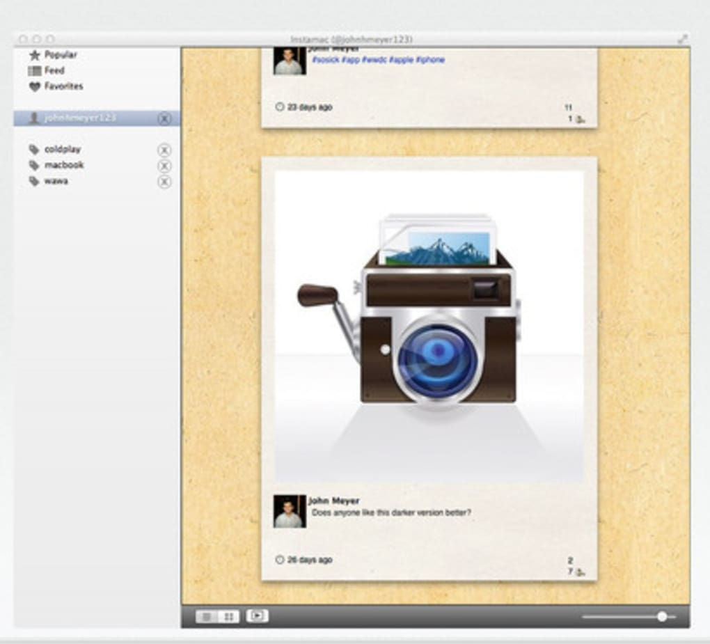 download instagram for mac 10.5.8