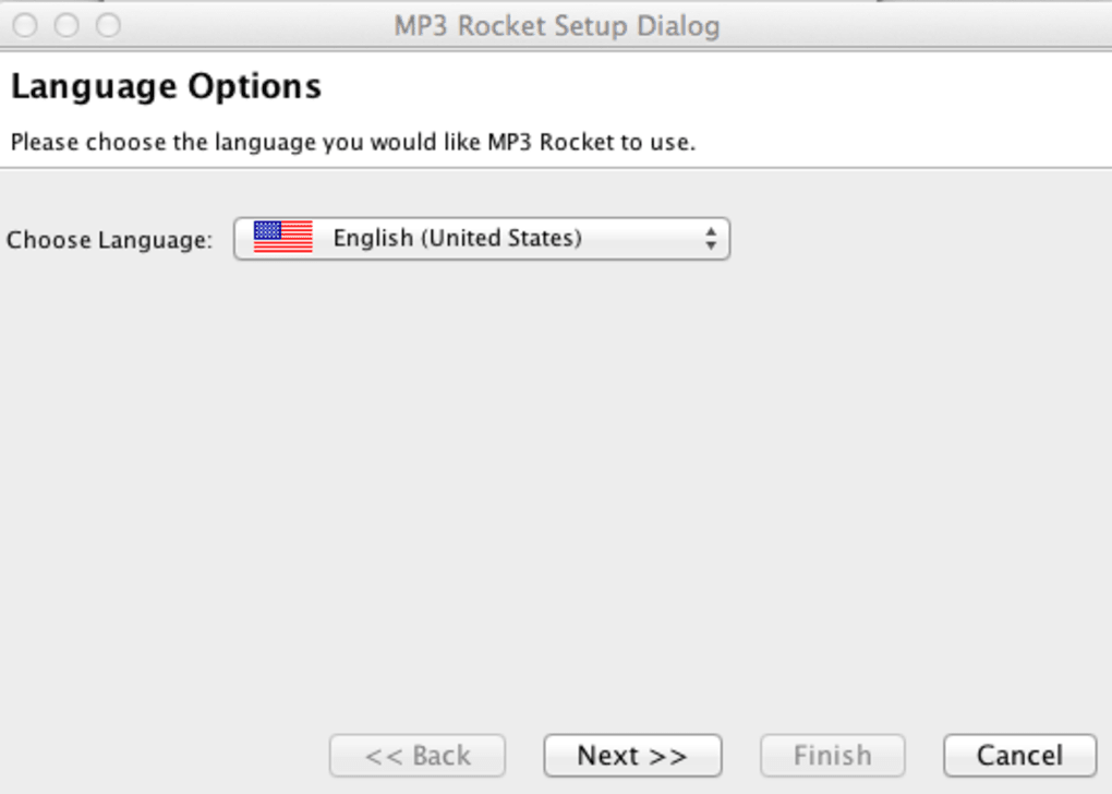 why cant i download mp3 rocket on my mac