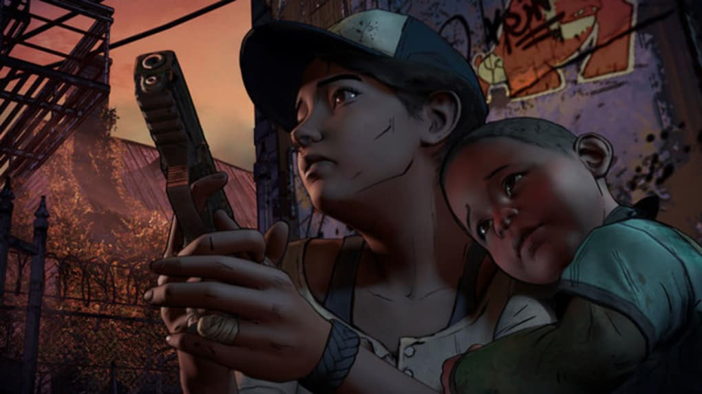 The Walking Dead A New Frontier - Descargar