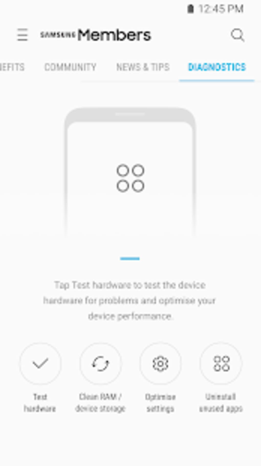 Samsung Members for Android - Download