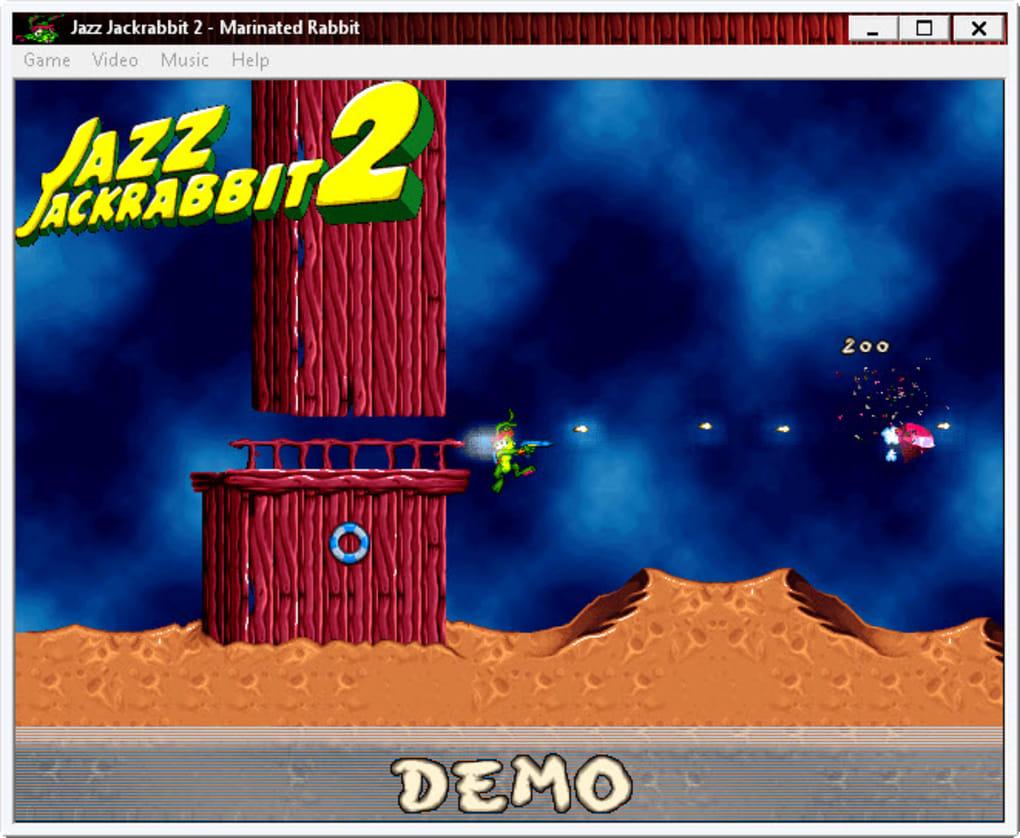 jeux jazz jackrabbit gratuit