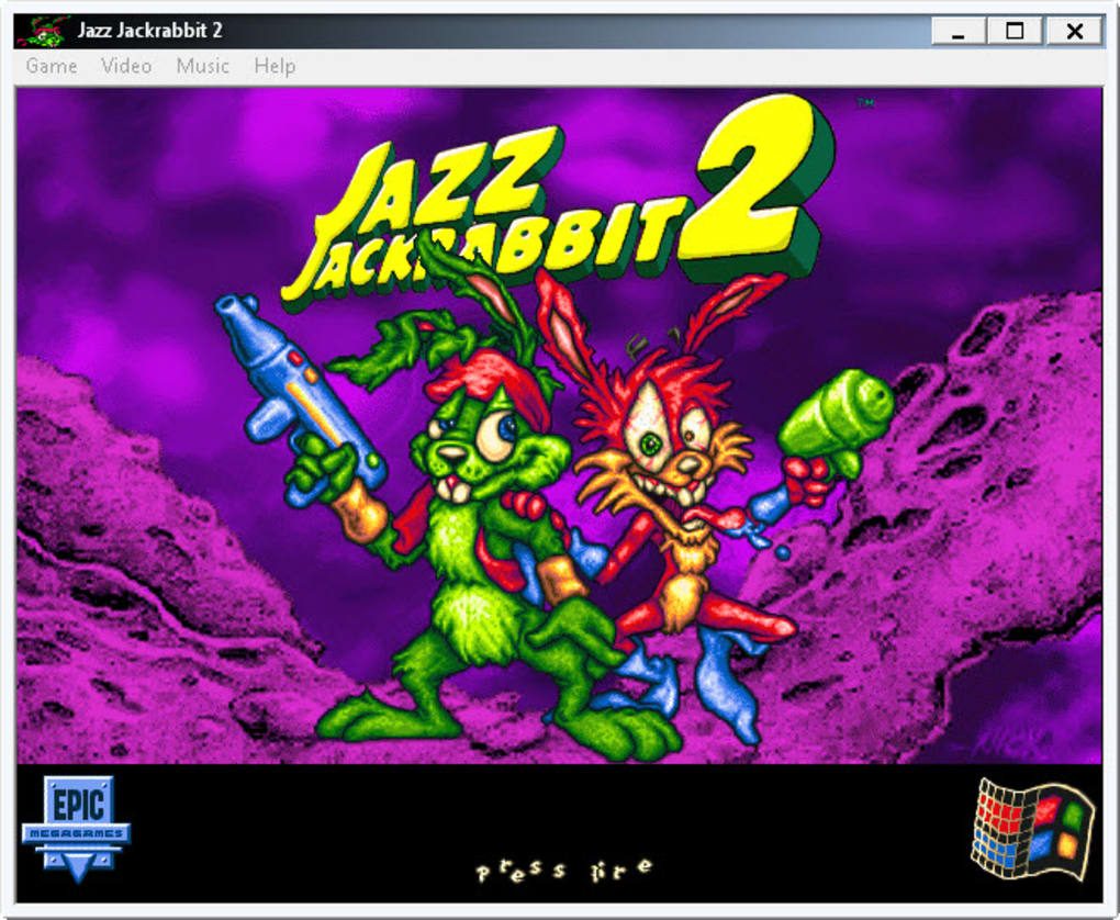 jazz jackrabbit 2 pc