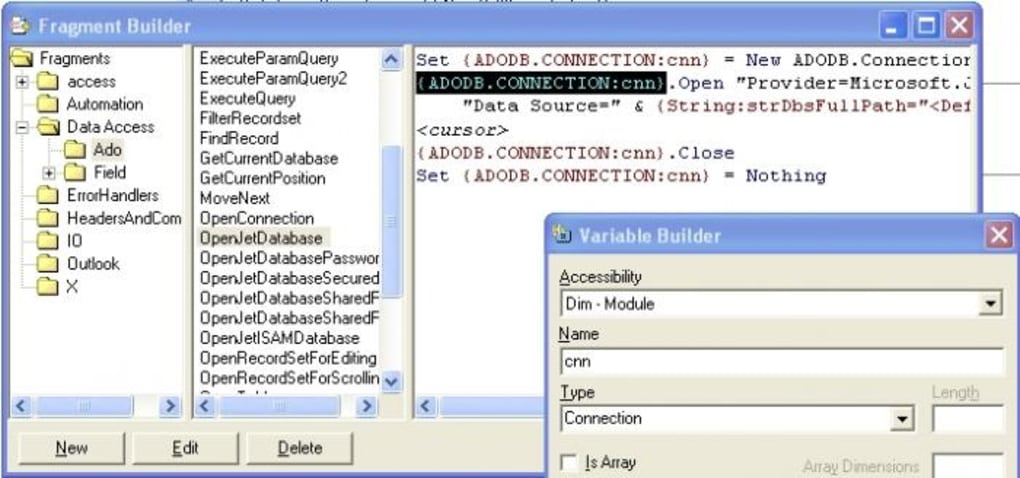 Access Vba Filter