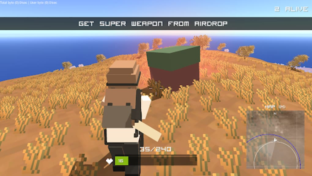 PIXEL ROYALE UNKNOWN BATTLE GROUND SURVIVOR for Android