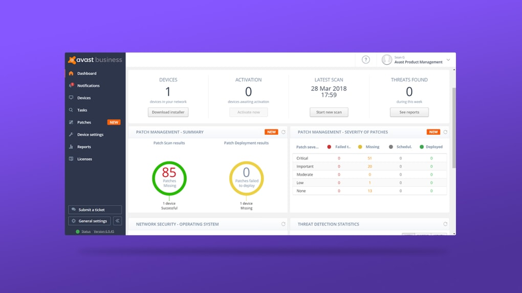 Avast Business Patch Management - Download