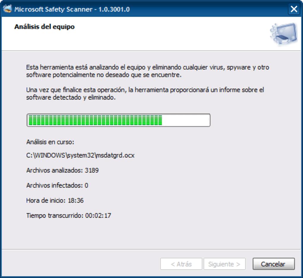 Microsoft Safety Scanner - Download