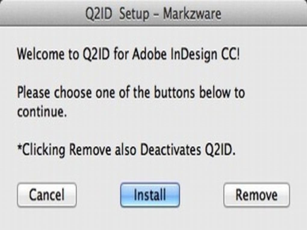 Q2ID for Mac - Download