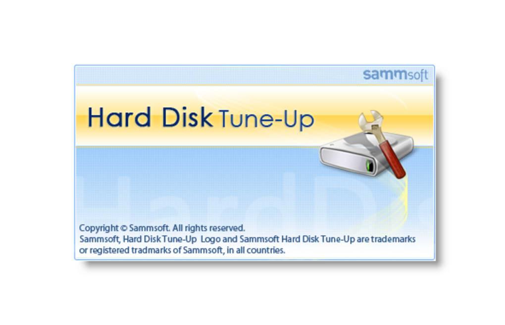 Hard Disk Tune Up Descargar