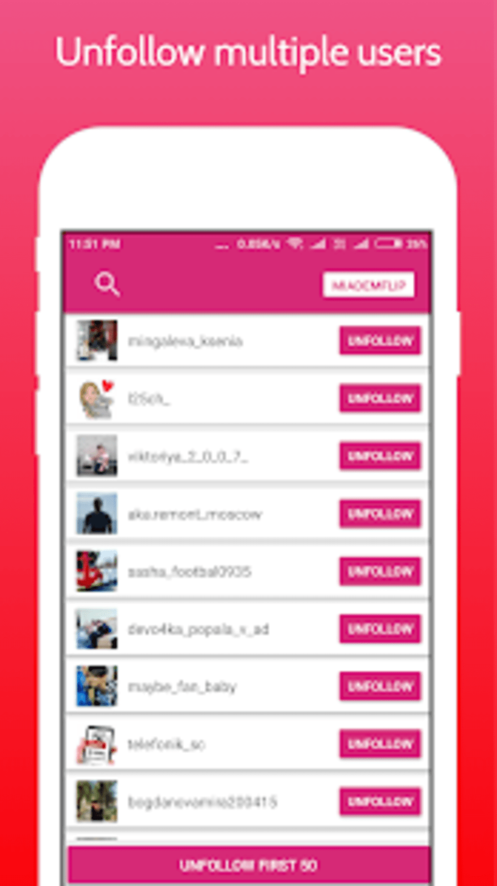 Download Unfollowers For Instagram Non Followers 2019 For Free