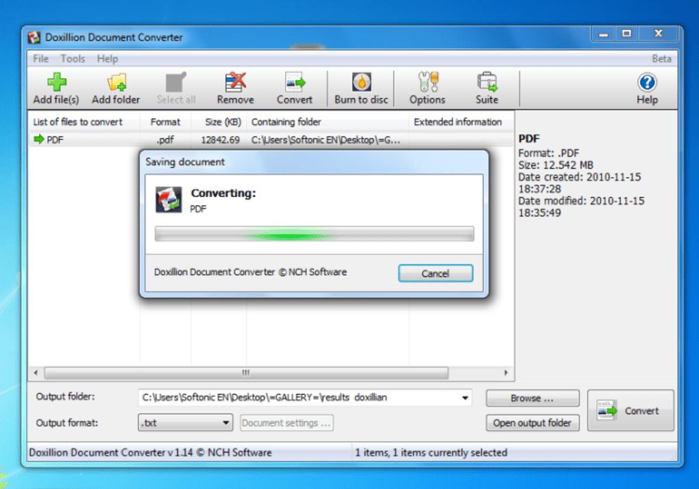 doxillion document converter registration key