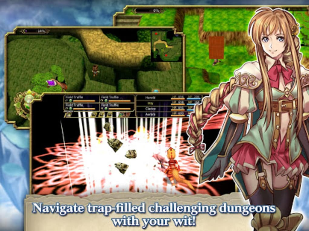 Premium RPG Sephirothic Stories for Android - Download