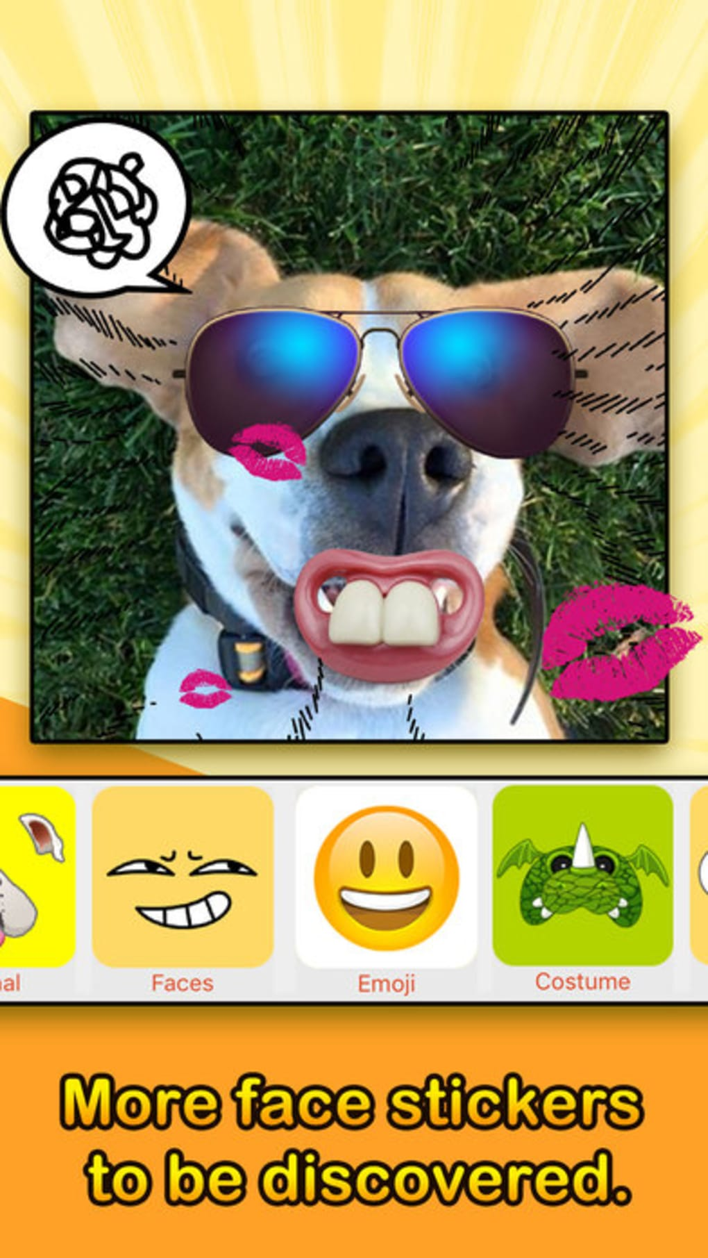 i fun face download