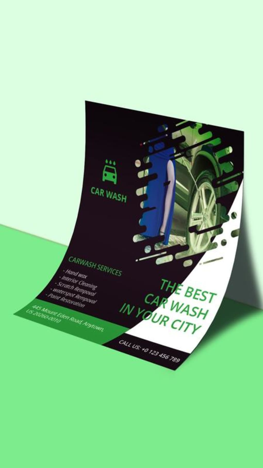 flyers poster maker graphic design