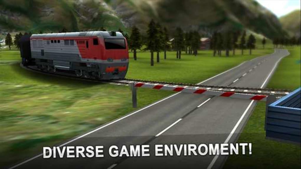 Train Ride 3D
