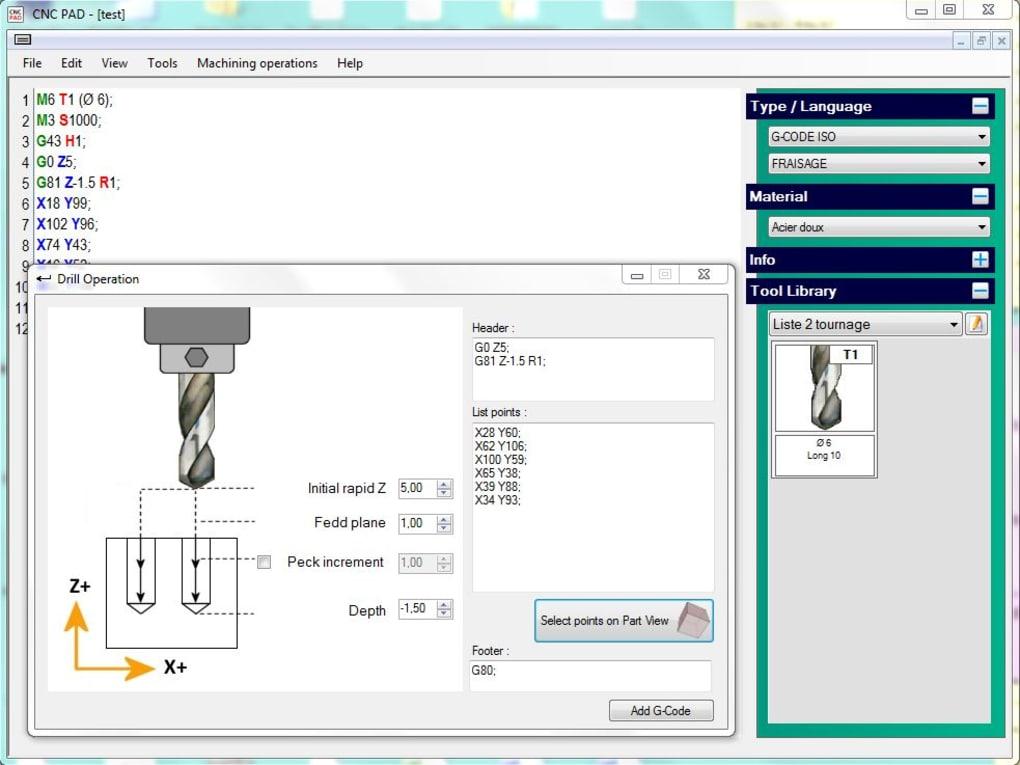 CNC PAD - Download