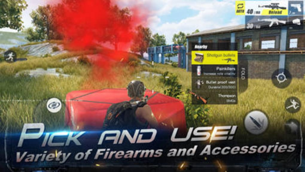 download rules of survival cho pc